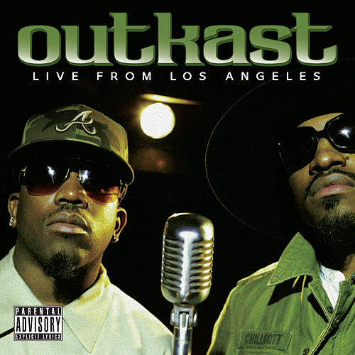 Live From Los Angeles de Outkast