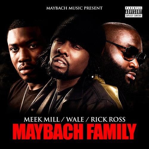 Maybach Family de Wale