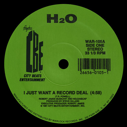 I Just Want a Record Deal / Cold Sweat von H2O