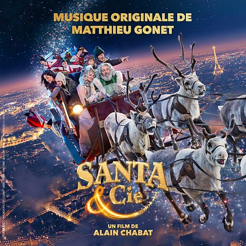 Santa & Cie (Bande originale du film) by Matthieu Gonet