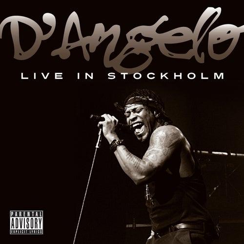 Live In Stockholm de D'Angelo