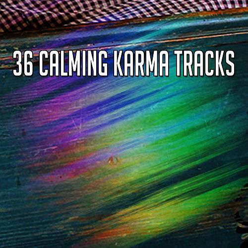 36 Calming Karma Tracks von Best Relaxing SPA Music