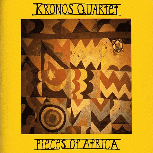 Pieces of Africa de Kronos Quartet