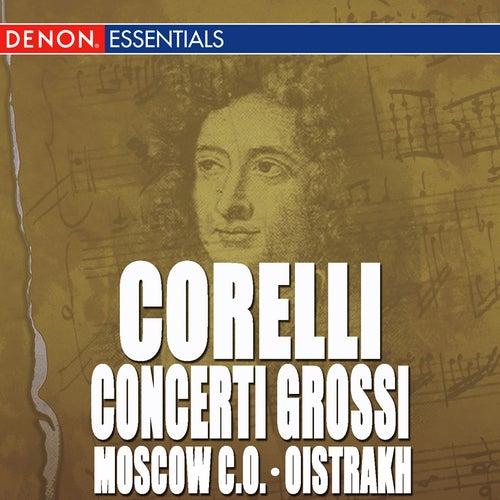 Corelli: Concerto Grossi No. 1 - 4 by David Oistrakh