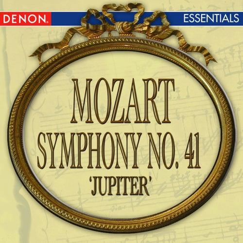 Mozart: Symphony No. 41 'Jupiter' by Alberto Lizzio