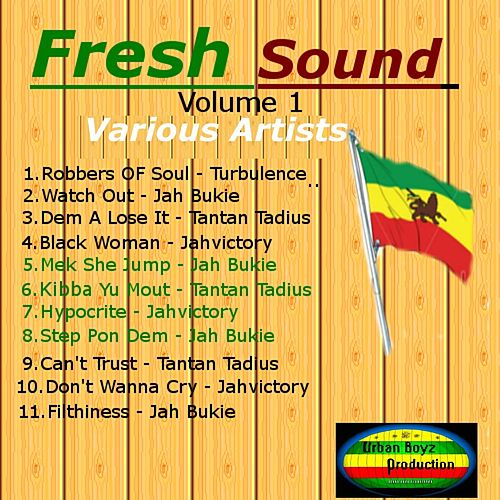 Fresh Sound, Vol. 1 by Various Artists