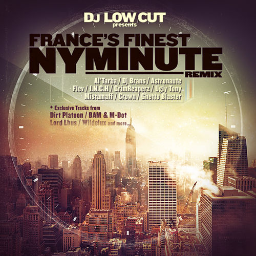 presents France's Finest NY Minute Remix von Various Artists
