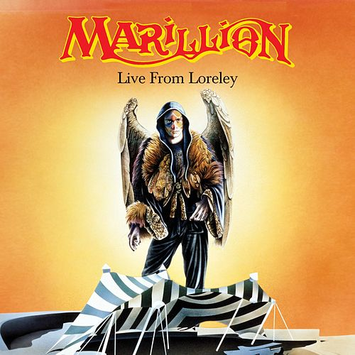 Live From Loreley de Marillion
