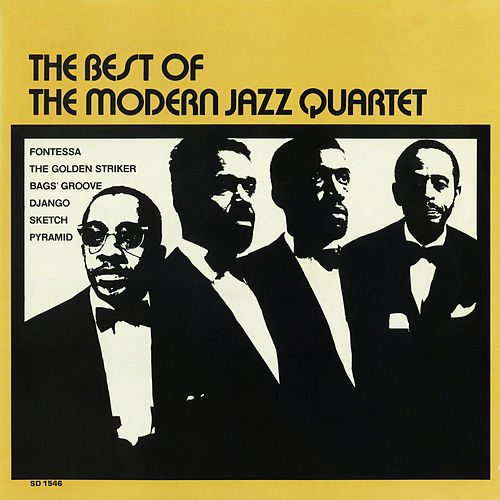The Best of the Modern Jazz Quartet de Modern Jazz Quartet