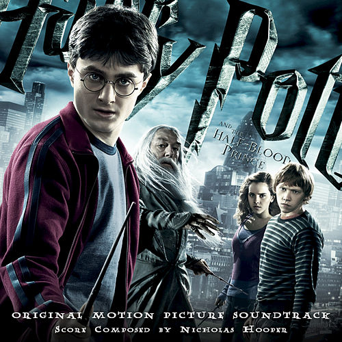 Harry Potter And The Half Blood Prince von Nicholas Hooper