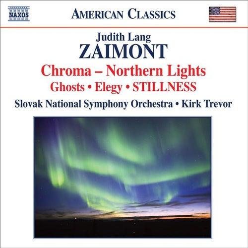 ZAIMONT, J.L.: Chroma: Northern Lights / Symphony No. 2,