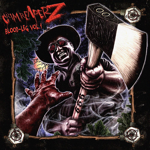 Blood Leg Vol. 1 von Grim Reaperz