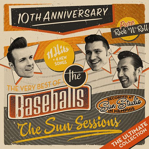 The Sun Sessions von The Baseballs
