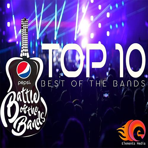 Best Of Pepsi Battle Of The Bands by Various Artists