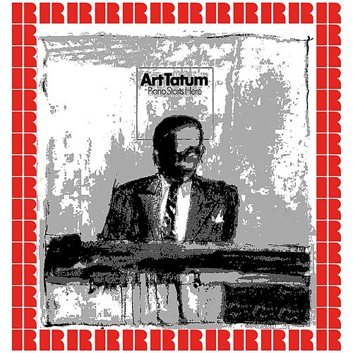 Piano Starts Here de Art Tatum