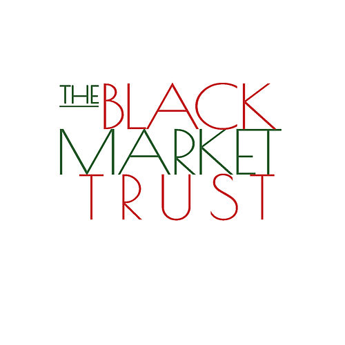 The Christmas EP de The Black Market Trust