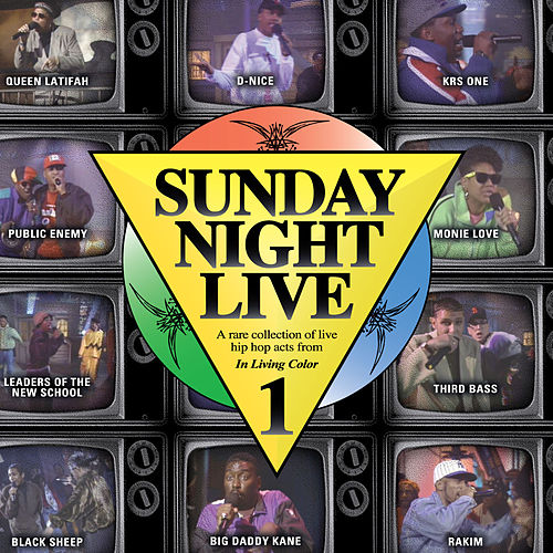 Sunday Night Live vol. 1 von Various Artists