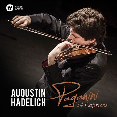 Paganini: 24 Caprices, Op. 1 de Augustin Hadelich