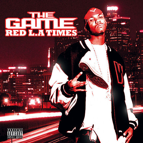 Red L.A. Times by The Game