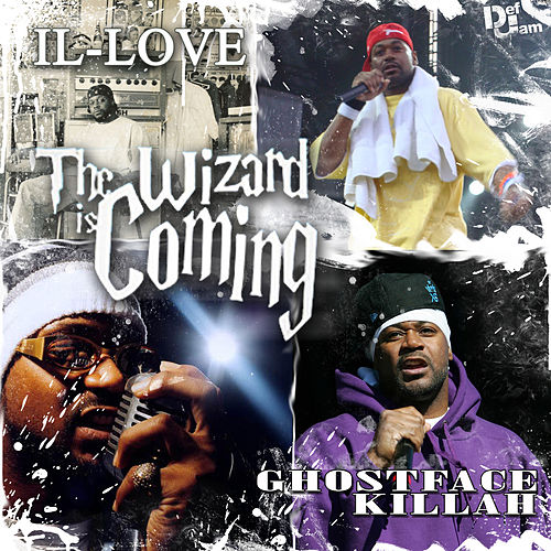 The Wizar Is Coming von Ghostface Killah