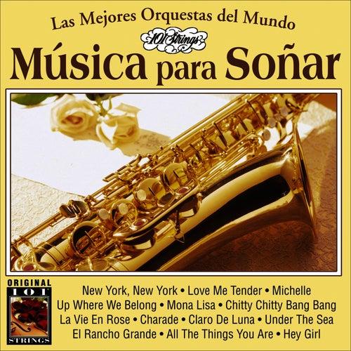 Musica Para Soñar -101 Strings Vol.8 by Instrumental 101 Orchestra