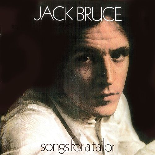 Songs for a taylor by Jack Bruce