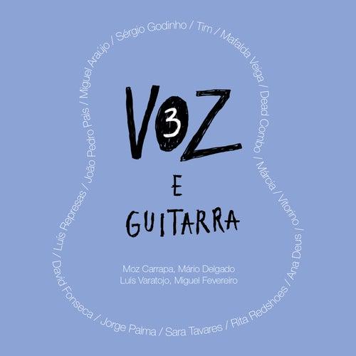 Voz e Guitarra 3 - Ao Vivo em Lisboa by Various Artists