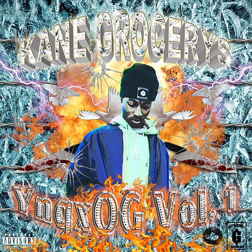YNG Goth Vol 1 de Kane Grocerys