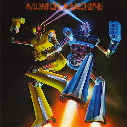 Munich Machine by Munich Machine