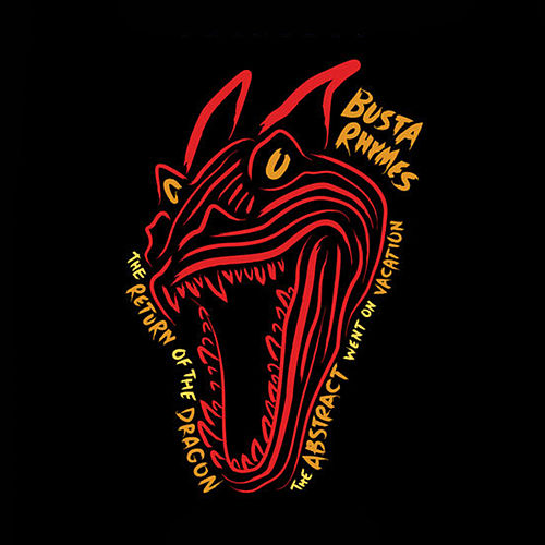 The Return Of The Dragon von Busta Rhymes