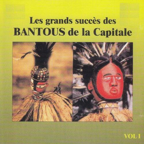 Les grands succès des Bantous de la Capitale, Vol. 1 by Les Bantous De La Capitale