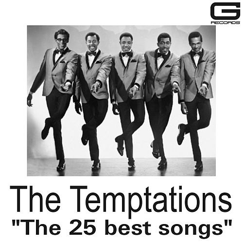 The 25 best songs by The Temptations