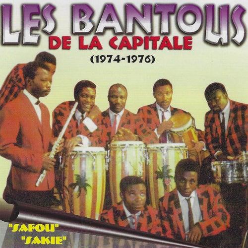 Les Bantous De La Capitale 1974-1976 (Safou Sakie) by Les Bantous De La Capitale