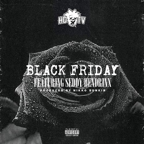 Black Friday (feat. Seddy Hendrinx) de Hdtv