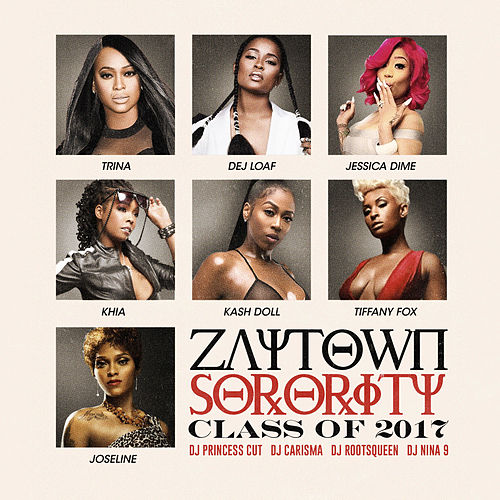 Zaytown Sorority, Vol. 2 by Various Artists