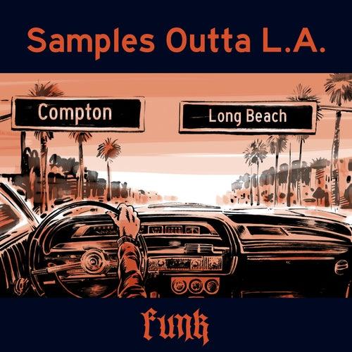 Samples Outta L.A. - Funk von Various Artists