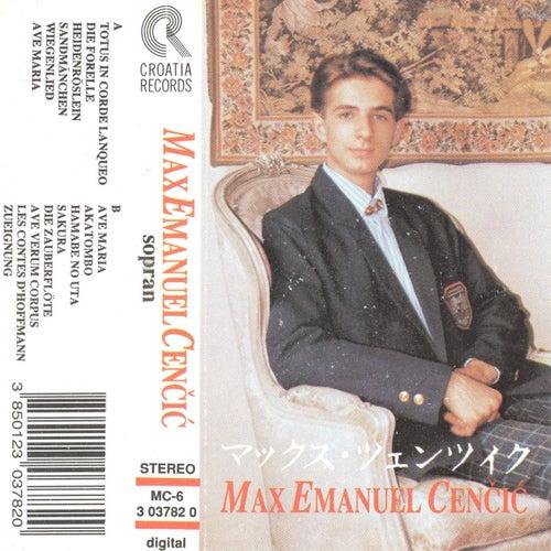 Max Emanuel Cenčić de Max Emanuel Cencic