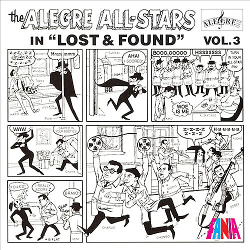 Lost and Found, Vol. 3 de Alegre All Stars