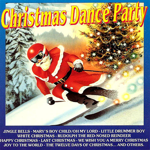 Christmas Dance Party by Santa Claus