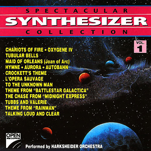 Spectacular Synthesizer Collection Vol. 1 by The Synthesizer