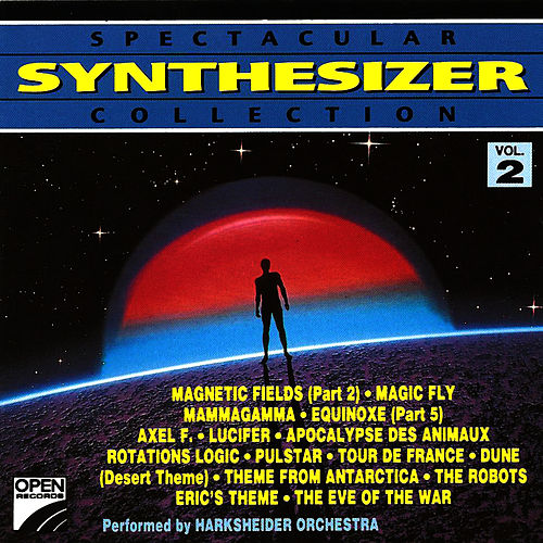 Spectacular Synthesizer Collection Vol. 2 by The Synthesizer