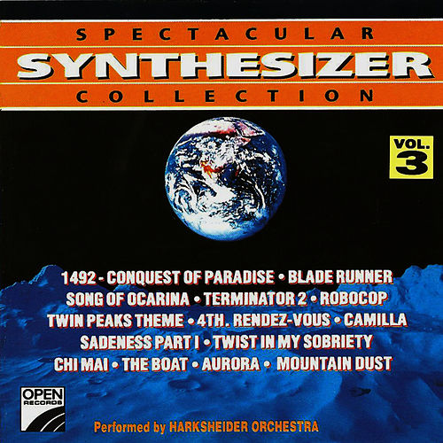 Spectacular Synthesizer Collection Vol. 3 by The Synthesizer