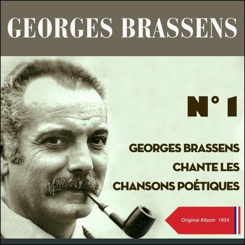 N°1 - Georges Brassens Chante Les Chansons Poétiques (Original Album 1954) de Georges Brassens
