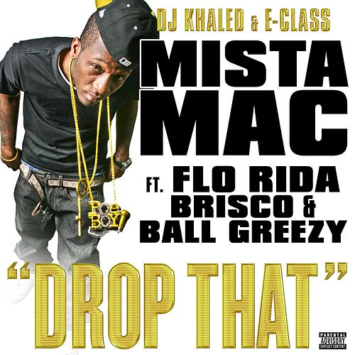 Drop That - Feat. Mista Mac, Flo Rida, Brisco, Ball Greezy (explicit) by DJ Khaled