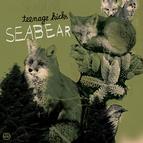 Teenage Kicks / Piano Hands de Seabear
