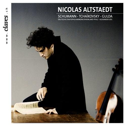 Nicolas Altstaedt, Cello - Schumann/Tchaikovsky/Gulda by Nicolas Altstaedt