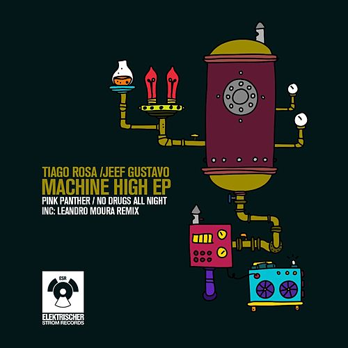 Machine High - Single by Tiago Rosa