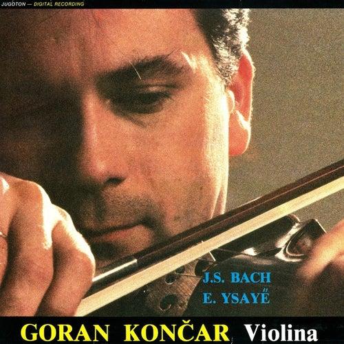 J.s. Bach / E. Ysaye by Goran Končar
