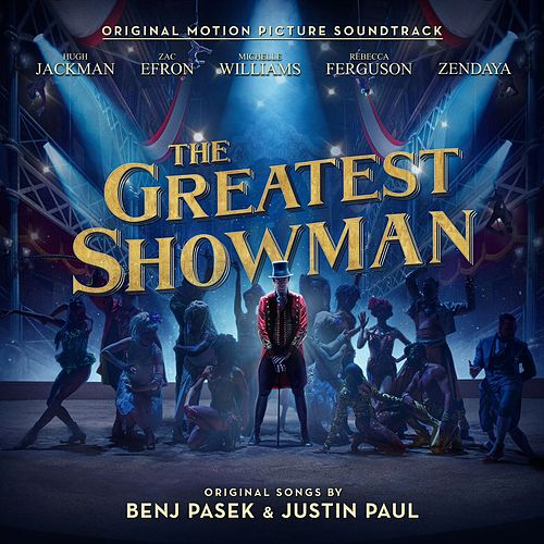 The Greatest Showman (Original Motion Picture Soundtrack) fra Various Artists