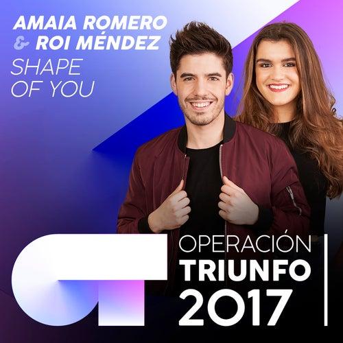 Shape Of You (Operación Triunfo 2017) von Roi Méndez